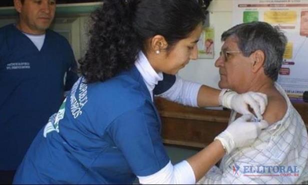 Gripe A: ante tres muertes en el país recomiendan vacunación