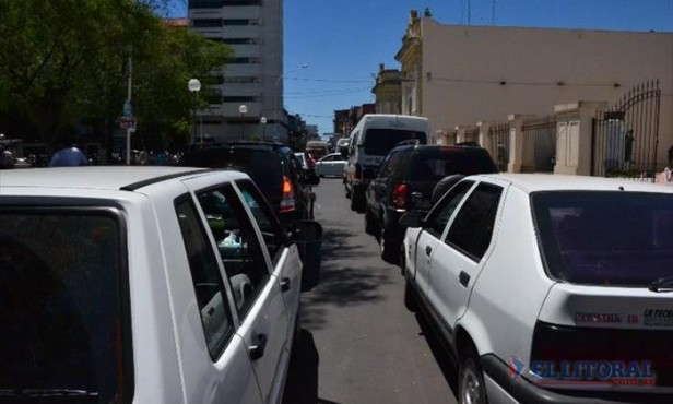 Parque automotor: en Corrientes hay un automóvil cada cuatro habitantes