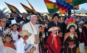 """Francisco: """"Hacer que la juventud se comprometa en nombre de ideales es garantía de futuro"""""""