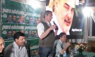 Los candidatos de ECO siguen recorriendo el interior