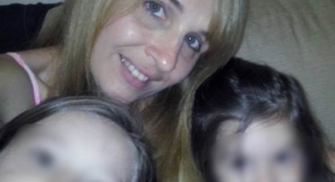 Creen que Carla y sus dos hijas se encontrarían en el Brasil o en México