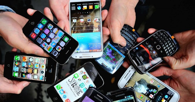 Haga patria: denuncie el robo de los celulares