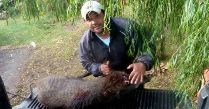 Policías detenidos acusados de matar a cazador