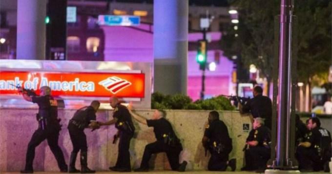 Sospechoso de tiroteo de Dallas fue abatido por la policía