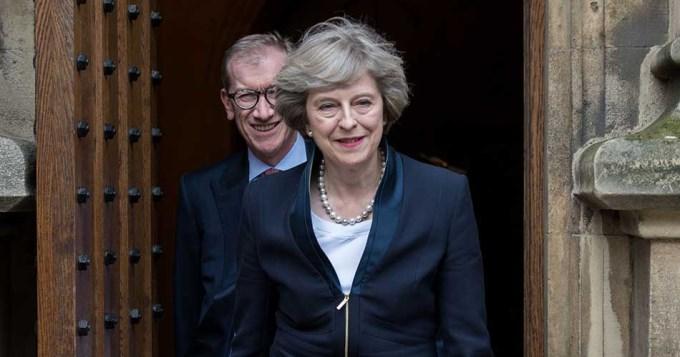 Theresa May, la nueva