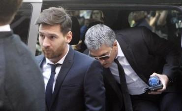 Messi y su padre, condenados a 21 meses de cárcel por fraude fiscal