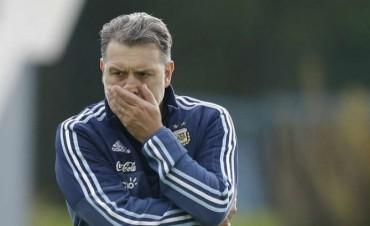 Martino renunció a la Selección Argentina