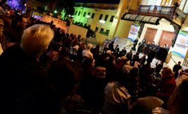 Corrientes celebró el Bicentenario de la Independencia a puro arte