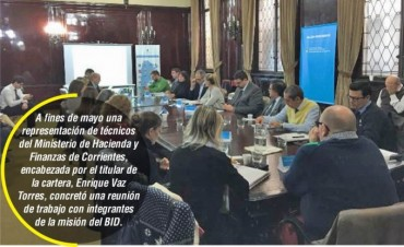 Misión del BID evaluará proyectos de desarrollo local esta semana