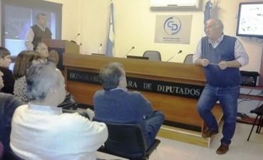 Diputados inicia tratamiento para cesión del Iberá al Estado federal