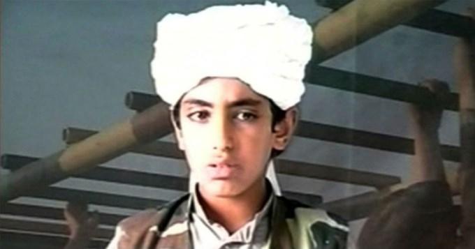 Bin Laden Junior amenazó a los Estados Unidos