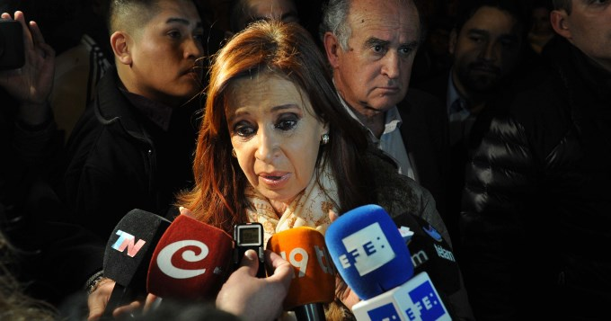 Dura advertencia de CFK a Stolbizer