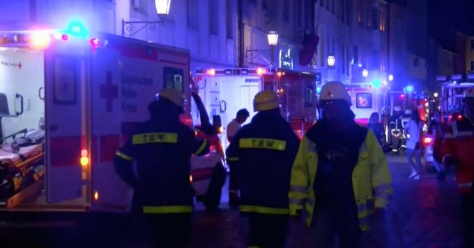 En Alemania hay algo que no tiene fin: la violencia