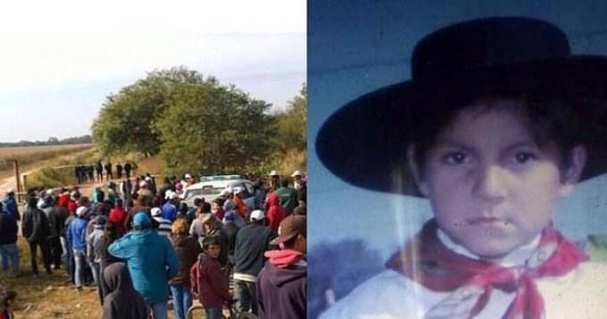 Excarcelaron a imputados por crimen de nene violado y descuartizado