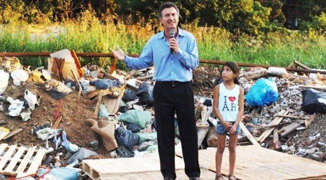 Macri lo hizo: el primer semestre dejó un saldo de más de cuatro millones de nuevos pobres