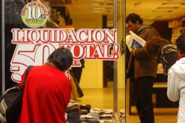 Por la caída en las ventas, lanzan rebajas de hasta 60%