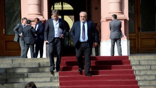 Colombi, Vischi y sugerente presencia en Buenos Aires