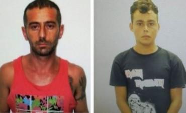 Buscan intensamente a dos narcos fugados del Escuadrón de Ituzaingó