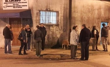 Robaron la caja fuerte de una forrajería de la familia Cemborain