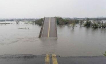 Provincia instó a verificar puentes y Nación ratificó que había señalización