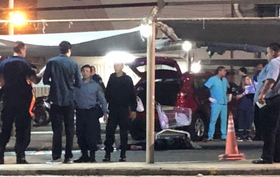 Asesinan a sangre fría a una persona en un supermercado céntrico