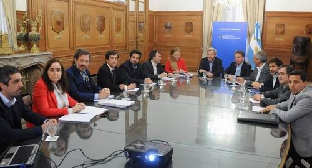 Vaz Torres: acuerdos en la cumbre