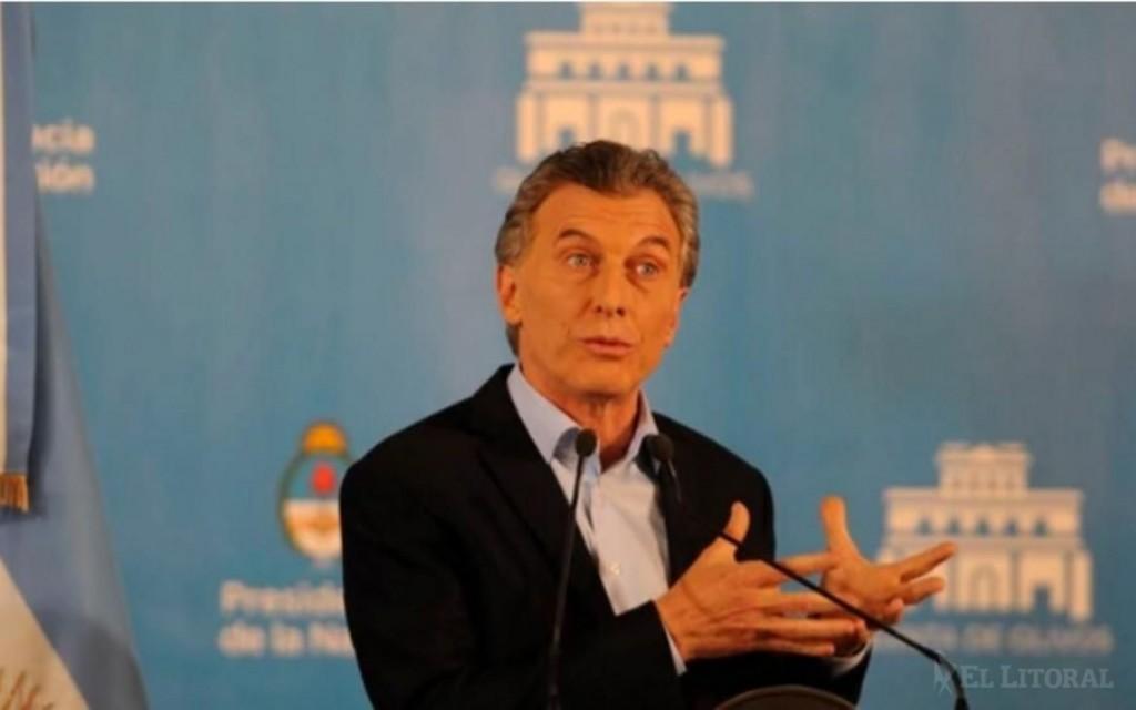 Macri ratifica descenso de retenciones y prometió bajar inflación 10 puntos en 2019