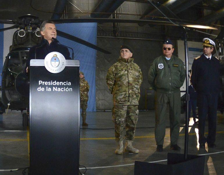 Para ministro correntino, las FF.AA. sólo deben intervenir en zonas de frontera