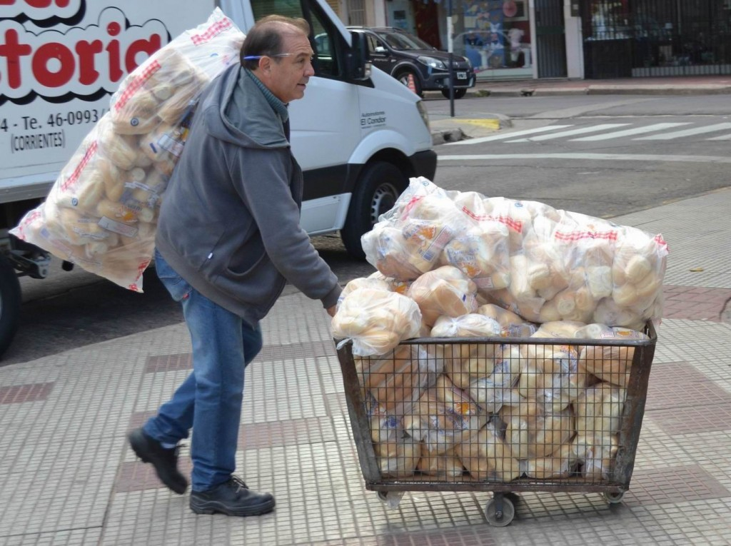 Estiman que a nivel local el consumo de pan bajó entre un 10 y 15%