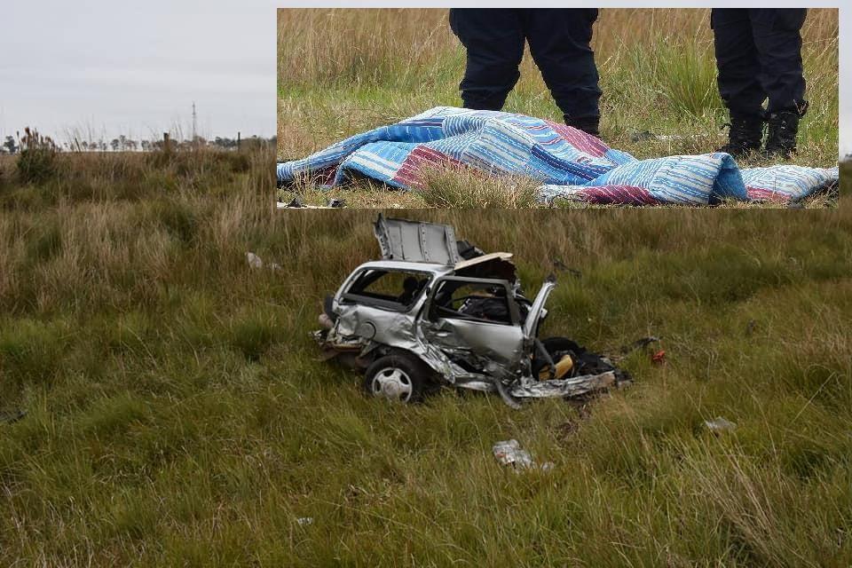Automovilista perdió la vida tras una tremenda colisión en Ruta 14