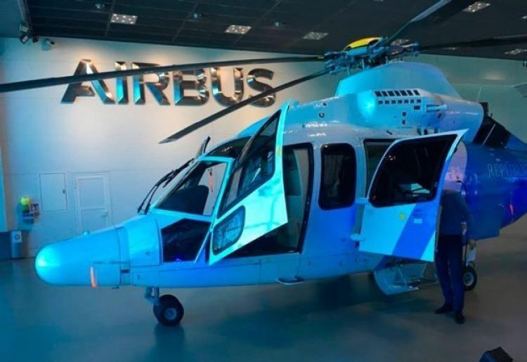 Compraron un helicóptero de u$s10 millones
