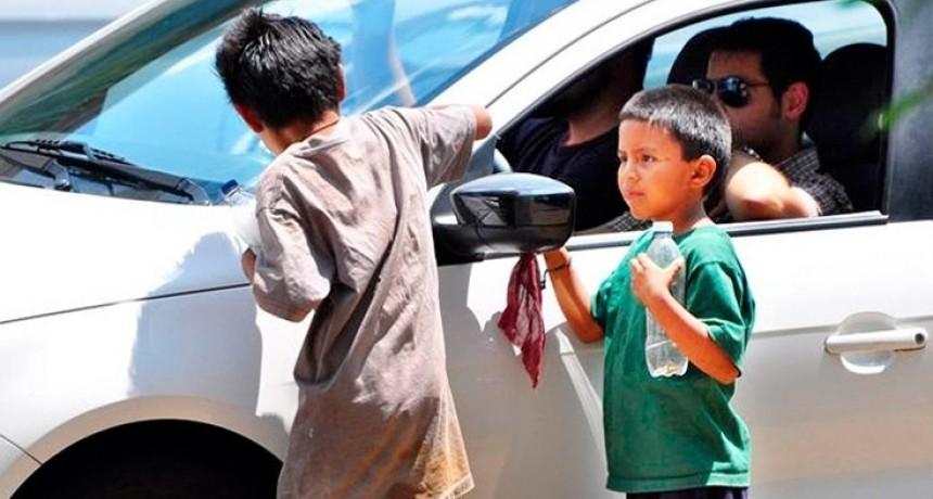 Elevados indicadores de trabajo infantil
