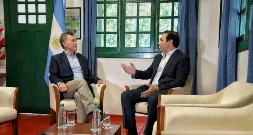 Valdés espera un llamado de Macri para seguir las negociaciones por el Presupuesto