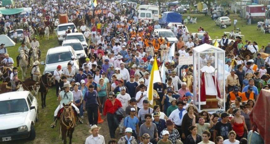 Más de 15 mil jinetes acompañan a Sanluisito en peregrinación a Itatí