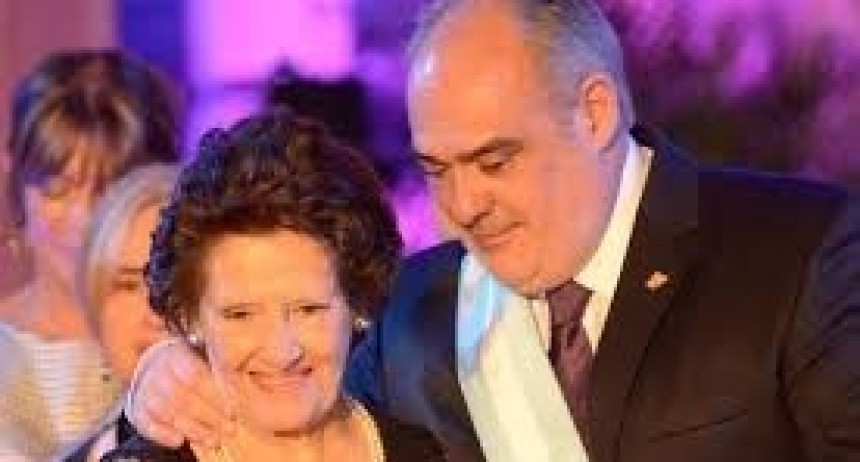 Falleció la madre de Ricardo Colombi