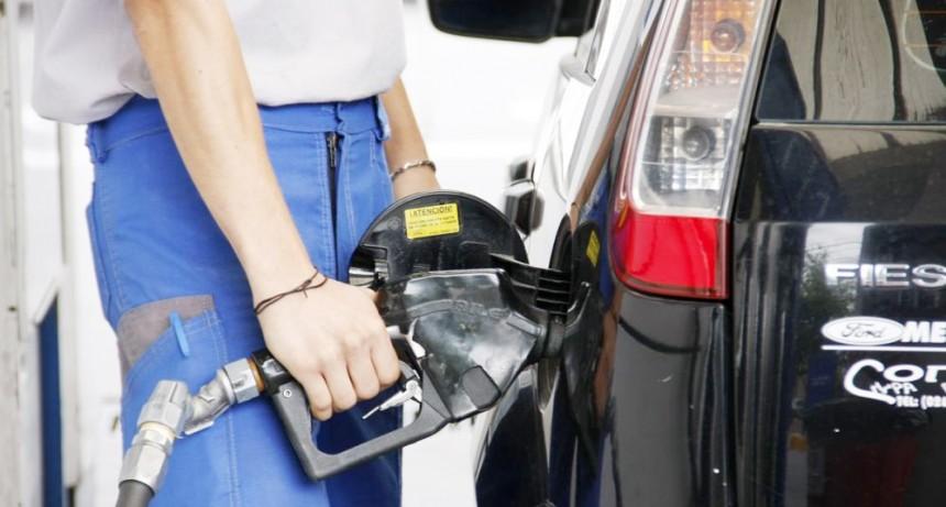 Falta stock en los combustibles