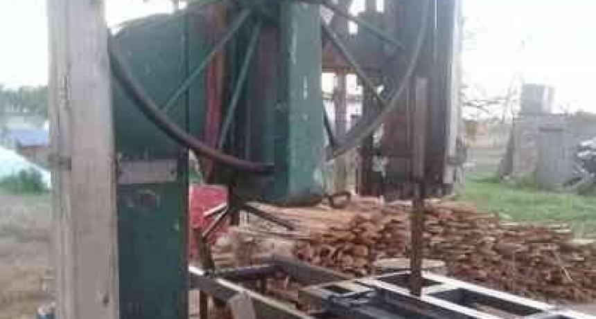 En Santa Rosa, empezaron a cerrar aserraderos por la crisis maderera