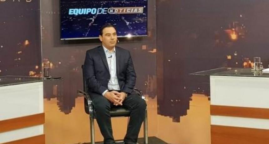 Gustavo Valdés confía en sortear la crisis
