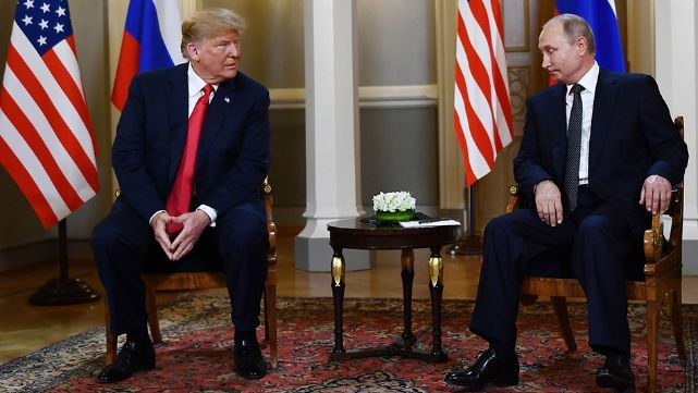 A pesar de las críticas, Trump espera tener otra reunión con Putin