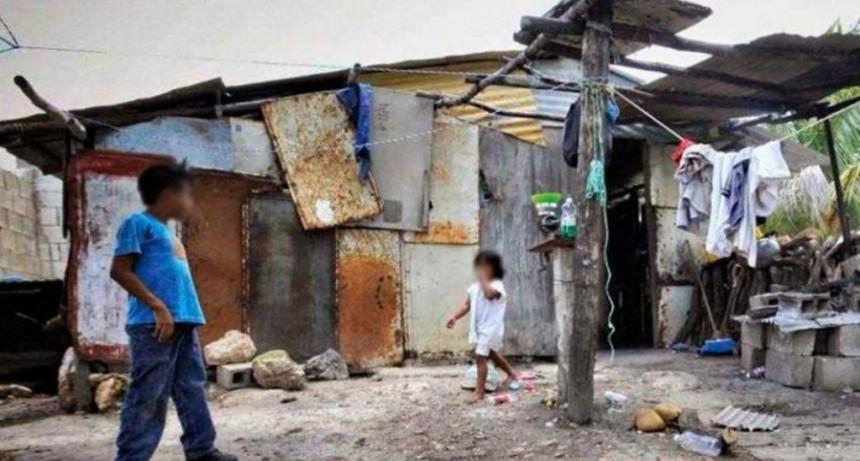 La UCA advirtió que creció la pobreza y se ubica en 35%