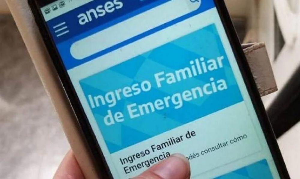IFE: inició calendario completo de pagos para quien estén habilitados