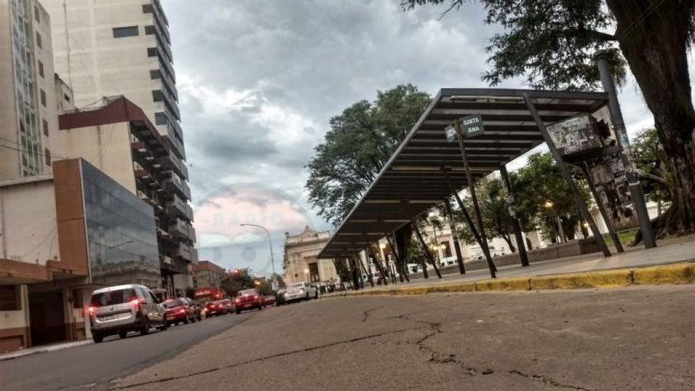 Sin colectivos en Corrientes: Recién mañana podrían surgir novedades a nivel nacional