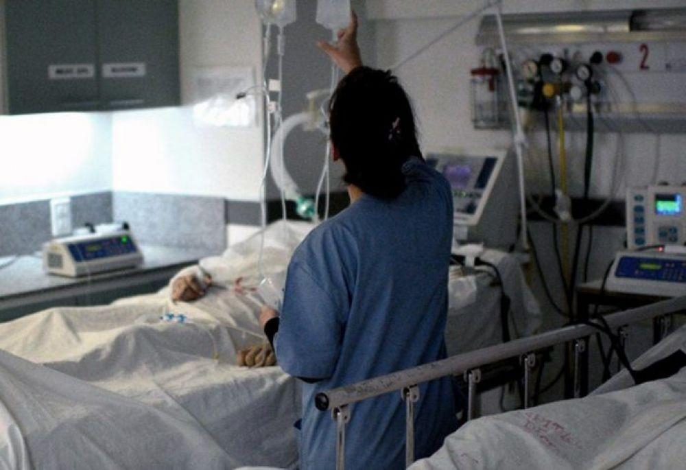 Paciente de 70 años con coronavirus se encuentra en muy grave estado