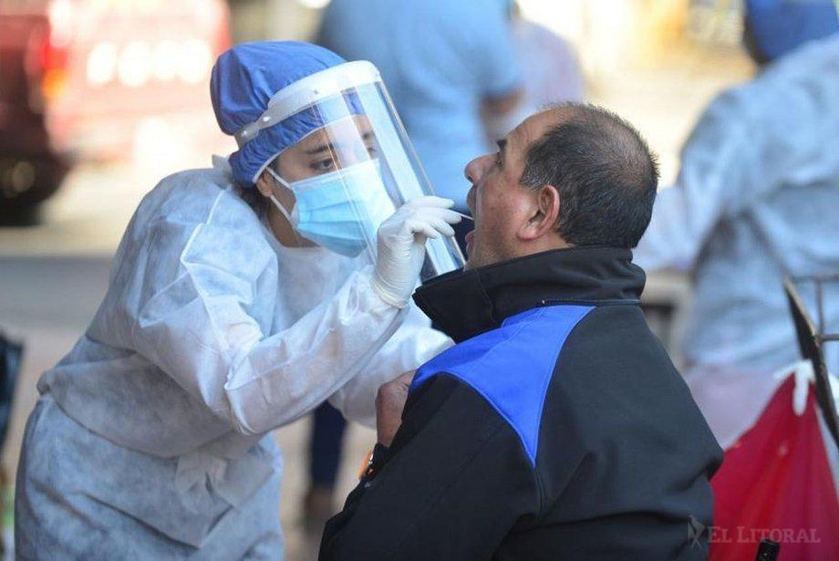 Coronavirus en Argentina: confirmaron 36 muertes y 3.449 nuevos contagios