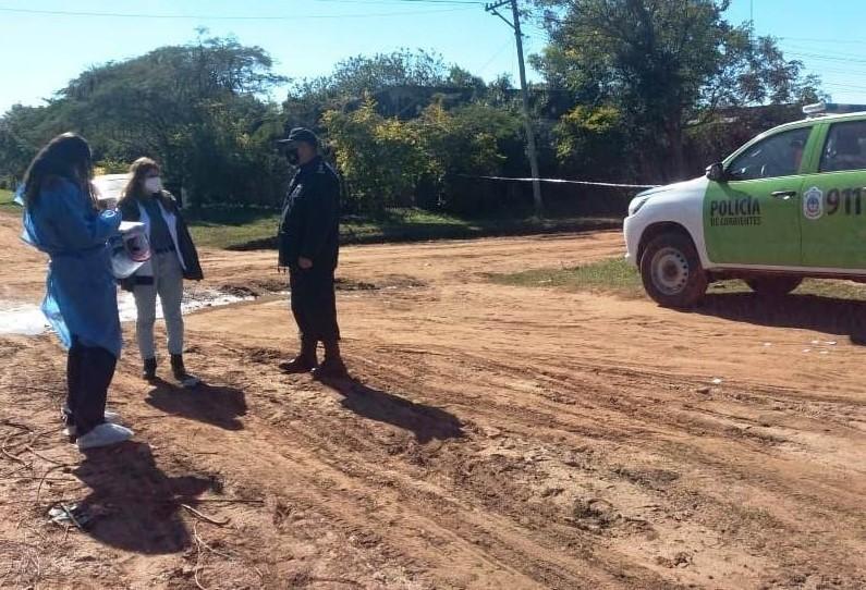 Covid-19| Corrientes: Abrieron investigaciones epidemiológicas en Alvear