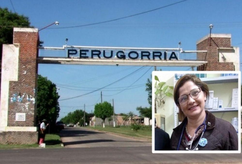 Quebrada en llanto, renunció al Comité de Crisis de Perugorría