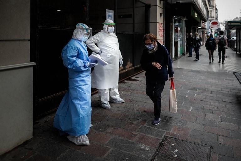 Coronavirus en Argentina: se confirmaron 117 muertes y 5.344 contagiados en las últimas 24 horas