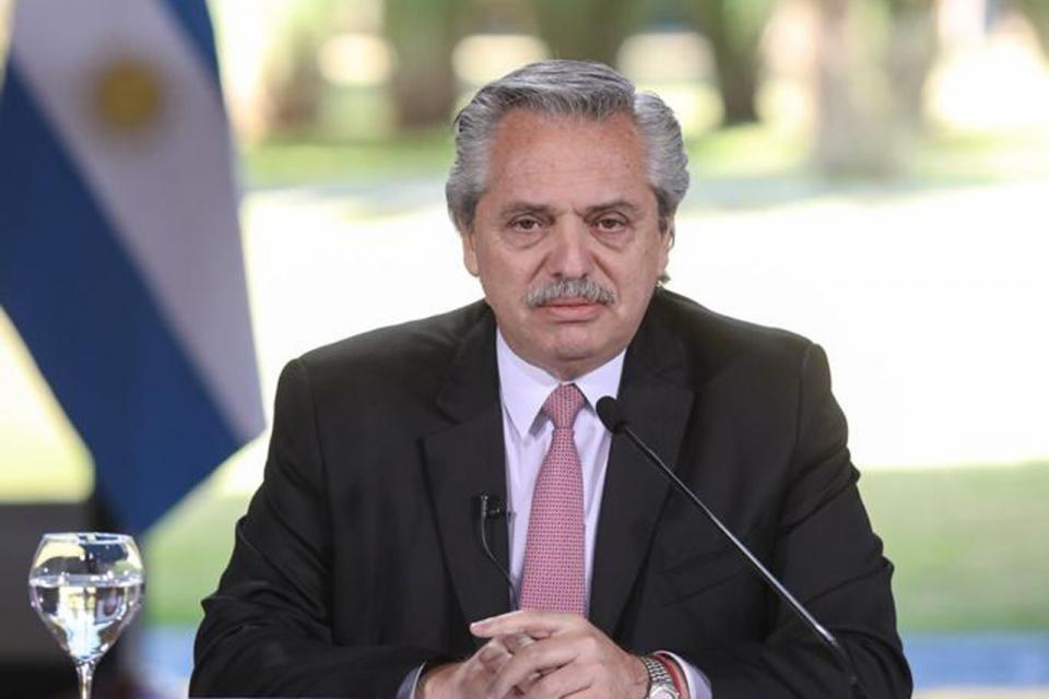Alberto Fernández sobre la extensión de la cuarentena: