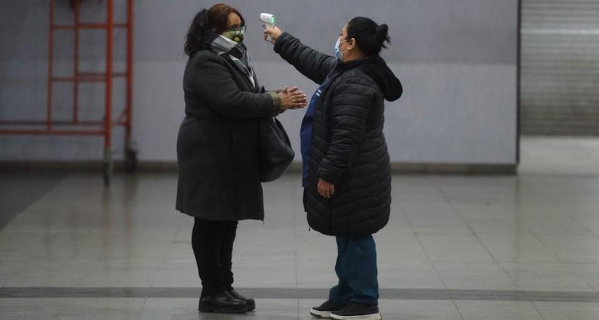 Coronavirus en la Argentina: confirmaron 52 nuevas muertes y 2.845 nuevos contagios en las últimas 24 horas
