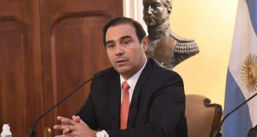 La fuerte definición de Gustavo Valdés sobre el comunicado tras la muerte de Gutiérrez